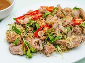 Tiềm năng du lịch của ẩm thực Ninh Bình