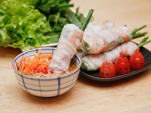Việt Nam vào top 3 nền ẩm thực tốt cho sức khỏe nhất thế giới