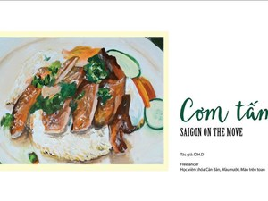 Young Artists Reimagine Saigon's Iconic Food, Drink