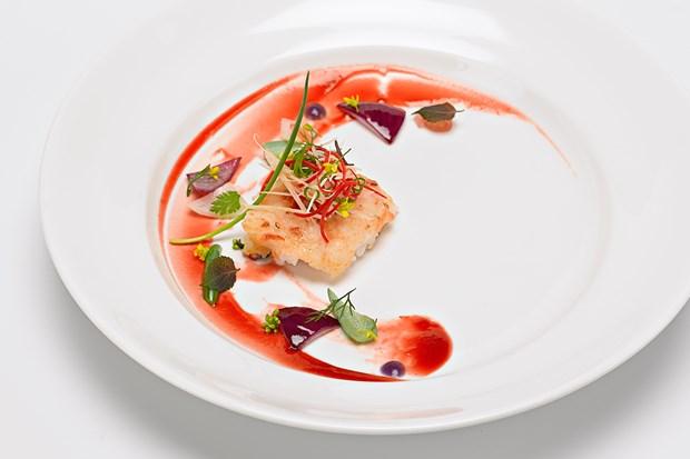 Cá lăng xốt chua ngọt riềng mẻ