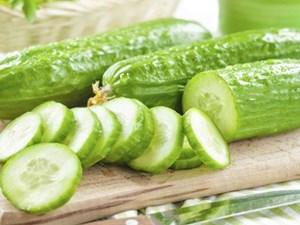 Medicine from Cucumber