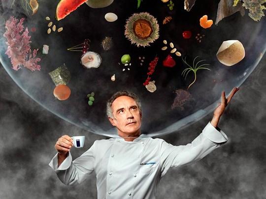 """Nhà tiên phong của ẩm thực phân tử và """"cỗ máy"""" thay đổi thế giới"""