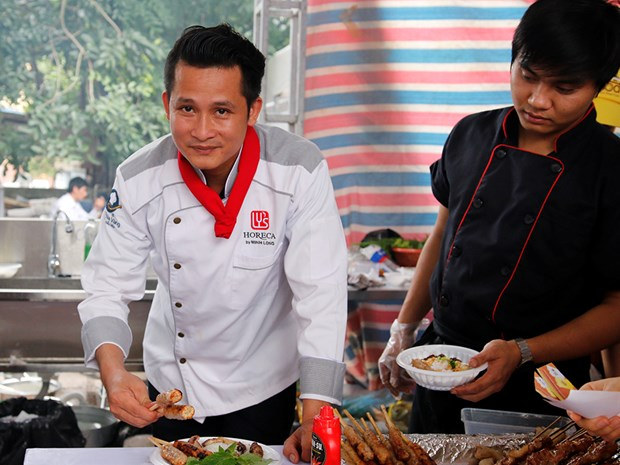 "Chef Le Vo Anh Duy: ""I Want to Be a Full Champion of the Golden Spoon Awards"""