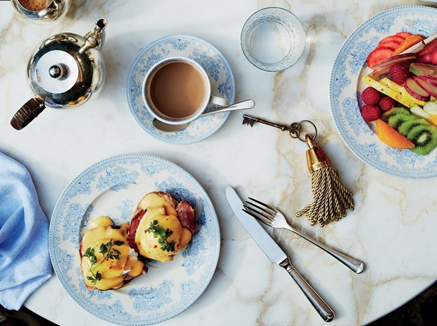 The Best Hotel Breakfasts in the World
