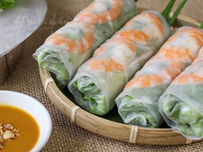 Saigon Fresh Rolls