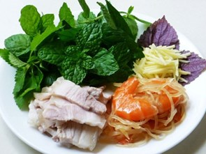Hue Sour Shrimp