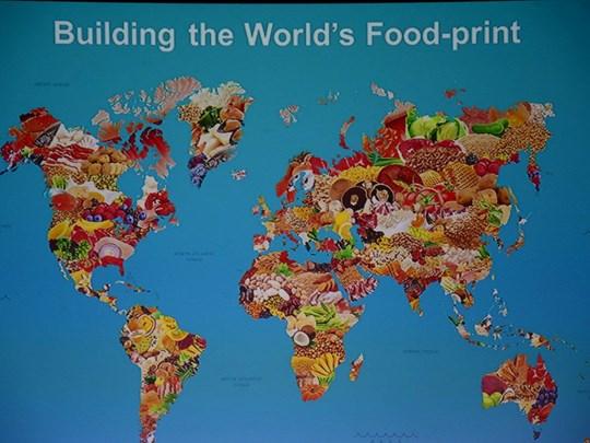 Barack Obama: Cần xây dựng nền ẩm thực tốt hơn trong tương lai