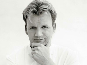 Gordon Ramsay's 10 Rules for Success