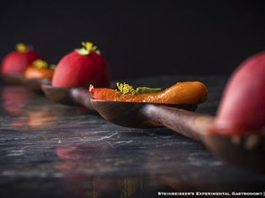 Experimental Gastronomy Events, When Food Meets Art