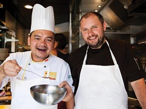Chef Vo Quoc: Just Be Kind and Luck Will Come