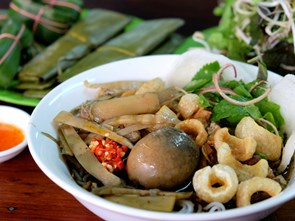 The Vietnamese Noodle Soup That Defines Tasty as Stinky