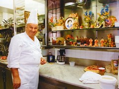 Đầu bếp Nhà Trắng (kì 1) - kì công như 'điêu khắc gia'