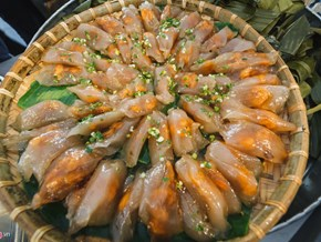 Bánh bèo, bánh xèo xuất hiện ở Đại hội ẩm thực thế giới