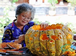 Culinary Artisan Ton Nu Thi Ha: For Her Last Project