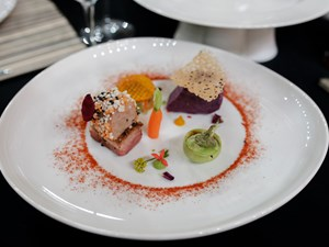 5 Michelin-Starred Chefs Cook Duck