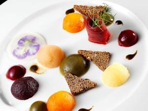 Vẻ thanh khiết của những món ăn chay