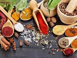 Ngừa ung thư từ các loại gia vị trong bếp