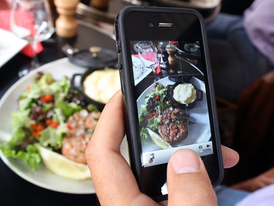 Culinary Trends in 2017: Digital Foodscape