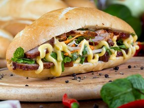 A Symphony of Flavours in A Delicious Vietnamese Sandwich