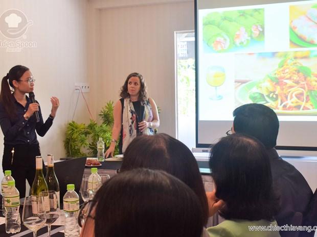 Giao lưu CLB CTV tháng 6: Sự kết hợp ẩm thực và rượu vang