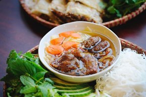 On The Hunt for Hanoi's Perfect Bun Cha