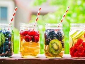 Lưu ý về detox tới chế độ ăn & sức khỏe