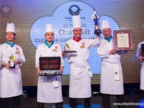 Chef Vũ Văn Thành Makes Friends in High Places