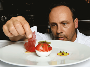 Gastronomic Adventure with 2-Star Michelin Chef Thierry Drapeau