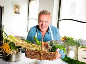 Explore Alain Passard's Vegetable Farm