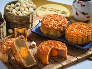 Mooncakes from Heaven: Hong Kong's Sweet Obsession