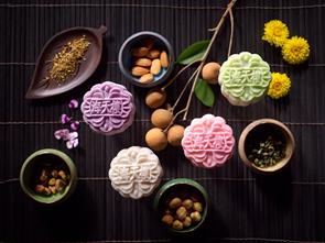 Điểm danh các loại bánh Trung thu ở một số nước châu Á