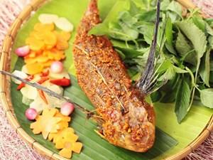 """Nhâm nhi đặc sản """"gà biển"""" nức tiếng Nam Trung Bộ"""