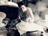Vietnam Rice Paper Artisans Roll with Tradition