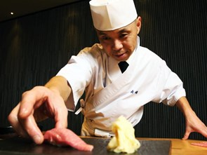 The One Ingredient in Sushi You've Probably Never Considered