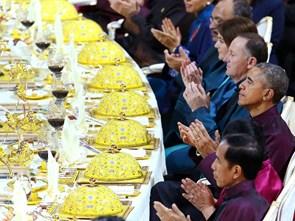 Quốc yến APEC ở Trung Quốc