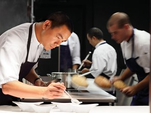 2-Michelin-starred Restaurant Andre to close on Feb 14