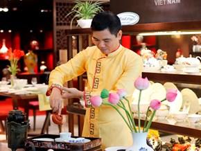 Đạo trà Việt và buổi hầu trà đáng nhớ