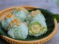 Bánh khúc làng Diềm - Đặc sản nổi tiếng vùng Kinh Bắc