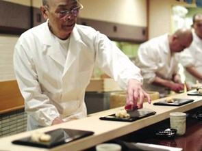 Jiro Ono Explains Perfect Sushi and How You Should Eat It