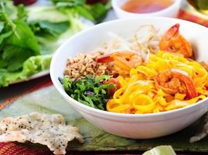 1.200 đại biểu APEC cùng thưởng thức hương vị mì Quảng