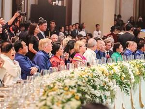 Quốc yến APEC được phục vụ như thế nào?