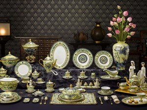 The Ten-Year Journey Behind the Porcelain Gems That Grace the Apec Dining Table