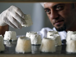 The World's Most Expensive Cheese Is Made from... Donkey Milk?