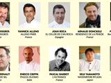 100 Best Chefs in the World by Le Chef 2018