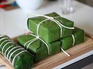 Có nên dùng lá chuối gói thực phẩm?