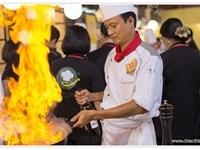 Kỹ thuật đốt rượu - màn ảo thuật của các đầu bếp