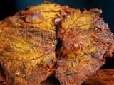 Thịt khô - hương vị Tết của người Tây Nguyên