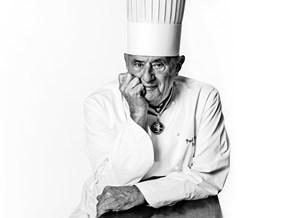 """Paul Bocuse: """"Khi thời điểm đến, tôi cũng sẽ kết thúc trong một cái bếp lò"""""""