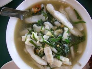 Sá Sùng – A Special Seafood in Quang Ninh