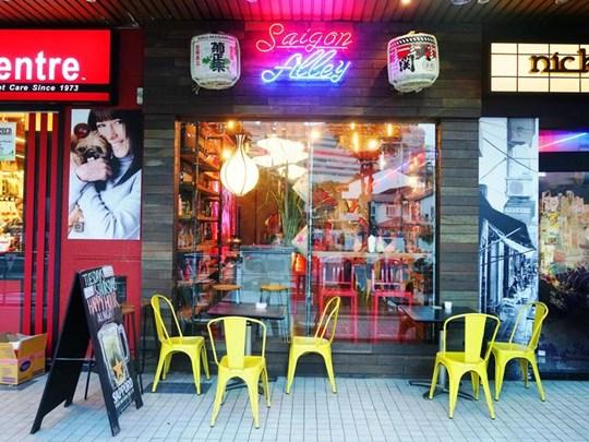 Finding Vietnamese Food in Singapore